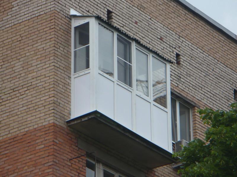 Остекление балконов и лоджий в химках по низким ценам.